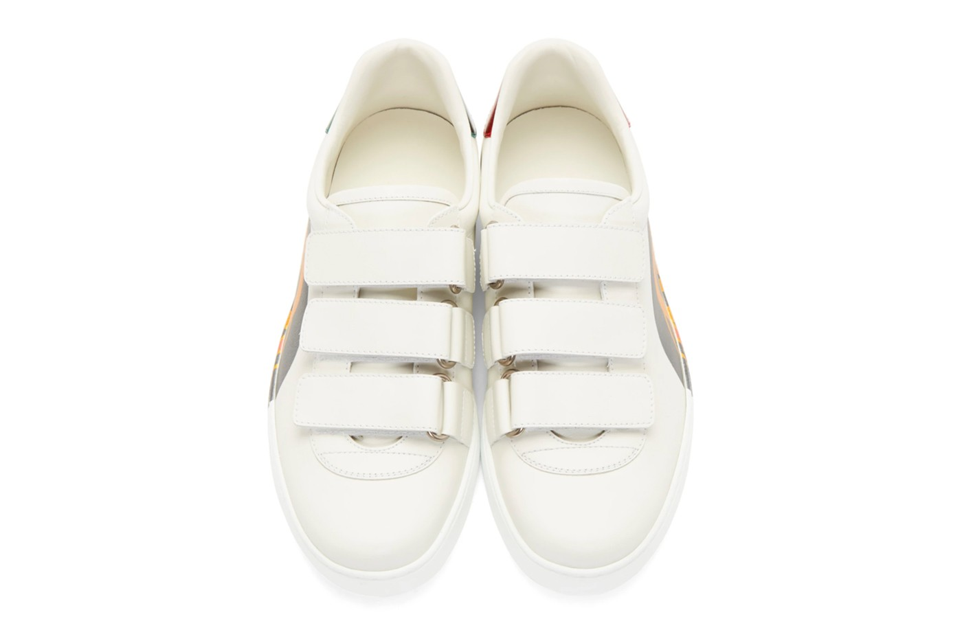 Gucci Velcro New Ace Sneakers Release
