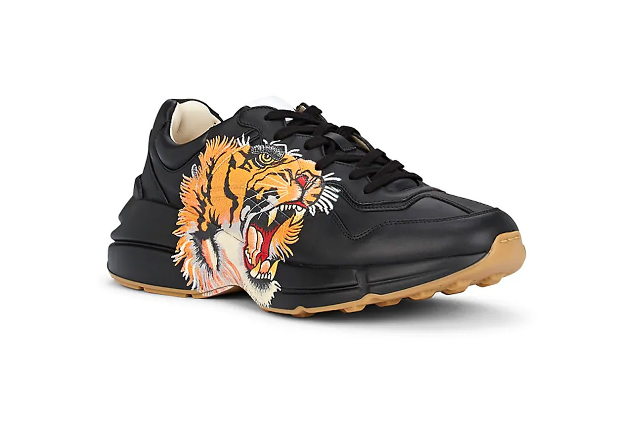 gucci tiger shoes price