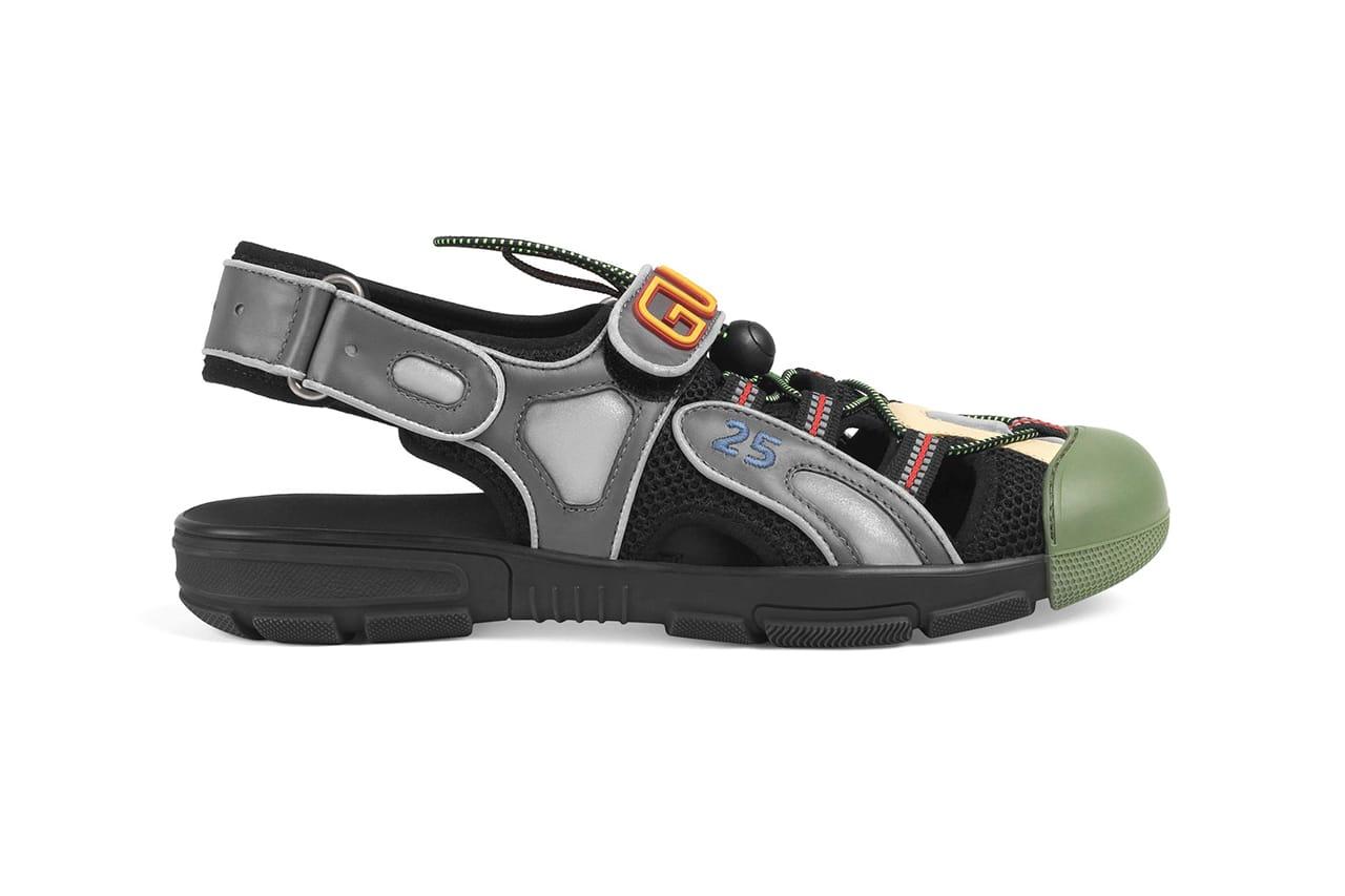 Hybrid Chunky Sneaker-Sandals SS19