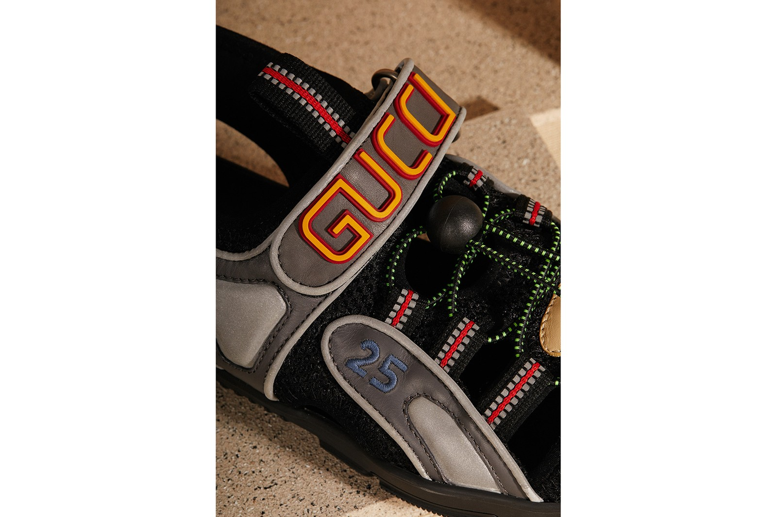 A Closer Look At Gucci Spring Summer 2019 Drops Gucci Socks Gucci Sneakers Gucci Backpack Gucci Tracksuit Gucci Mickey Mouse Bag