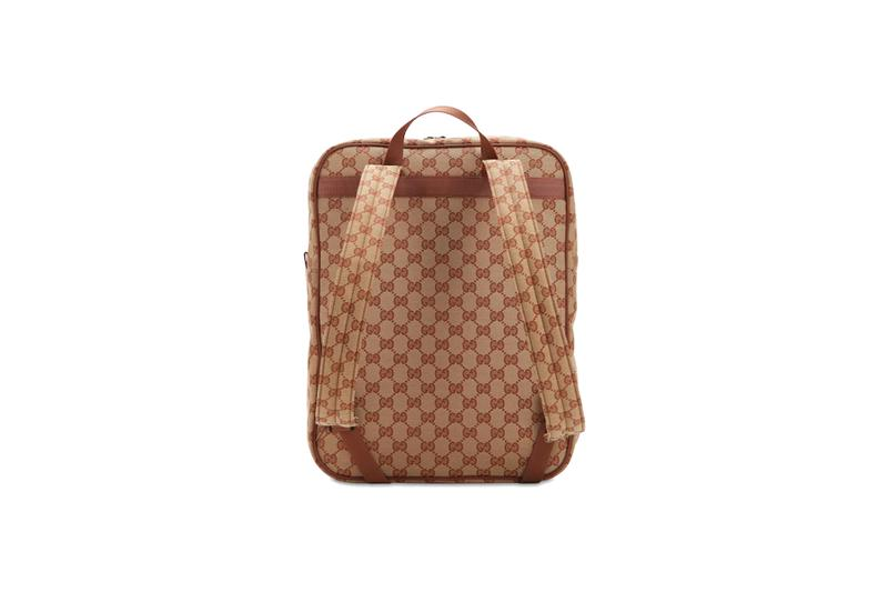 Gucci GG Supreme Logo Backpack Yankees Where to buy price 2019 release