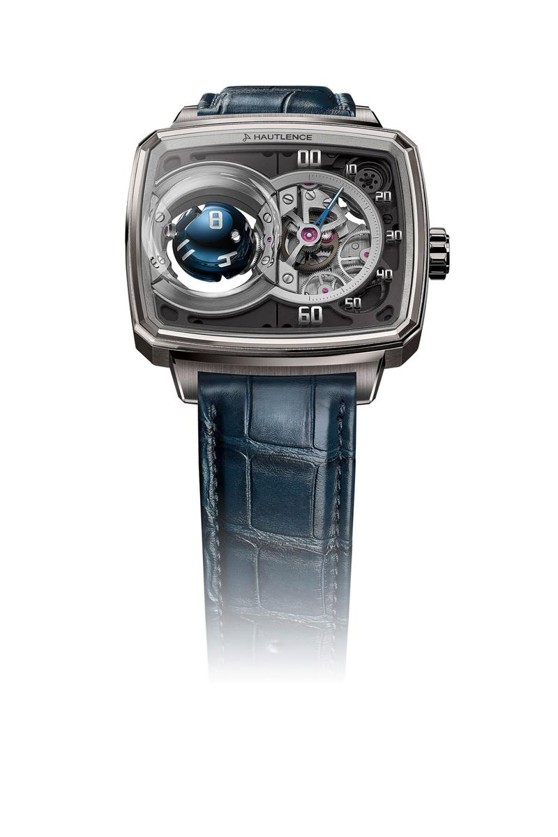 Hautlence HL Sphere Watch swiss Baselworld time keeping accessories