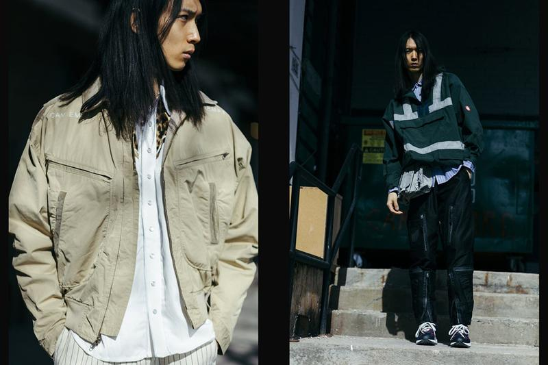 Haven's SS19 Editorial Lookbook Info fashion lookbooks human made junya watanabe cav empt visvim