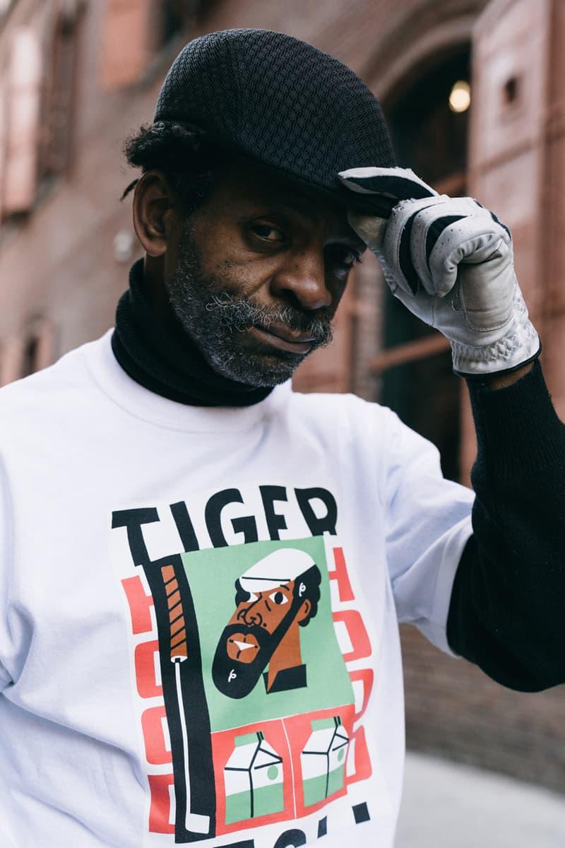 tiger hood new york nico streetsnaps style interview street nyc noah collaboration neighborhood golf association tee shirt graphic patrick barr
