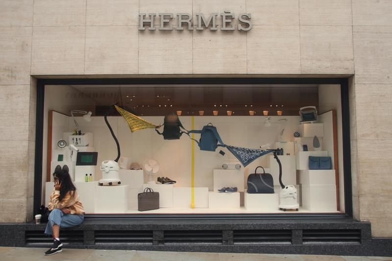Hermes Skincare Cosmetics Business