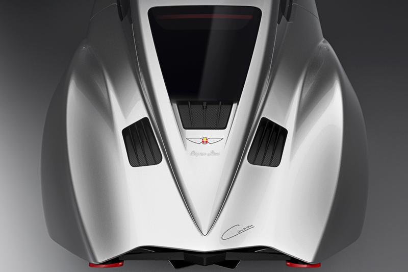 Hispano Suiza Carmen Grand Tourer supercar batmobile sports Spanish engineering racing hybrid electric