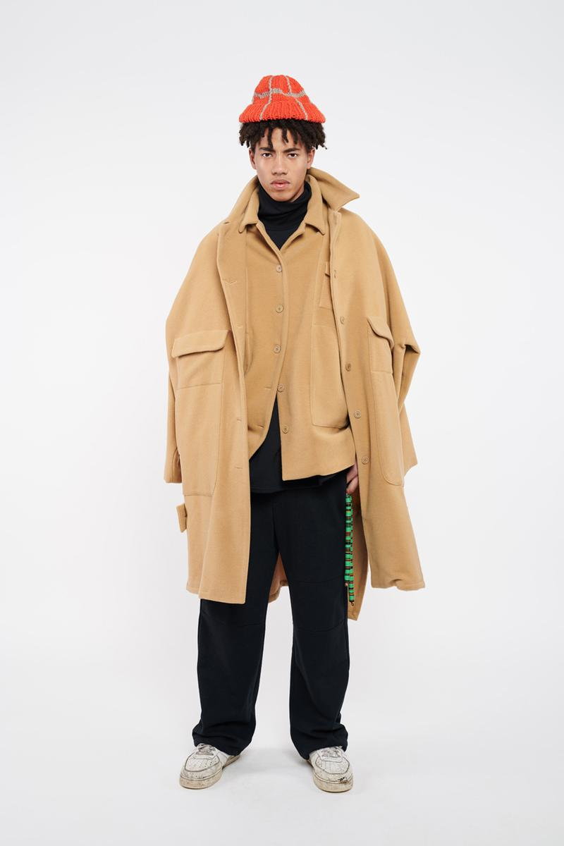 House of the Very Islands Fall/Winter 2019 lookbook collection fw19 austria