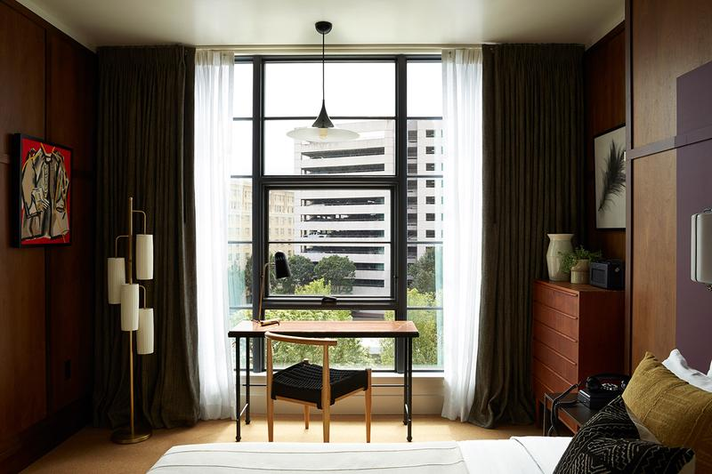 Ennismore Hoxton Hotel Portland Group Look Inside Architecture Details First Closer Interior Inspiration Modernism