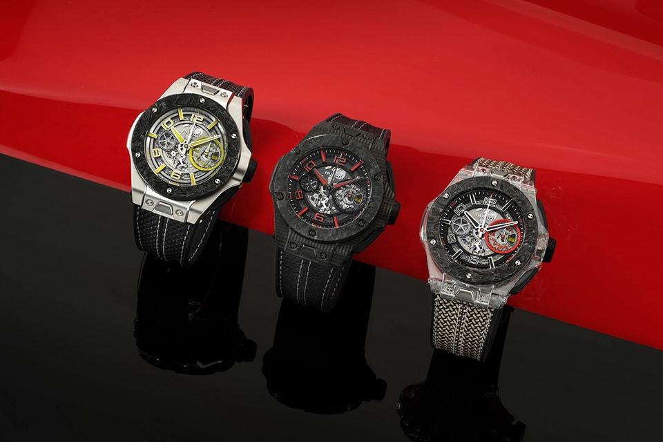 hublot ferrari edition watch price