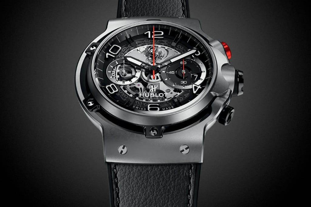 Hublot Ferrari GT Watch
