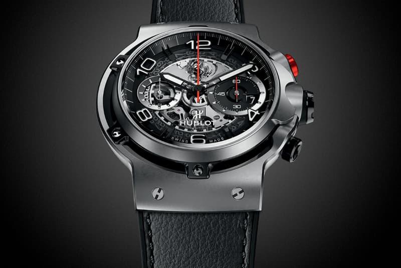 hublot ferrari gt watch timepiece 2019 march info details cost price models king gold titanium 3d carbon collab collaboration classic fusion