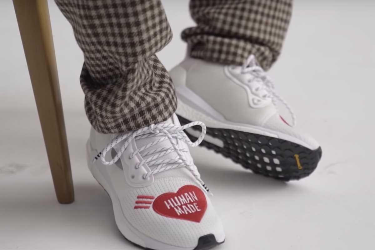 HUMAN MADE x adidas Sneakers