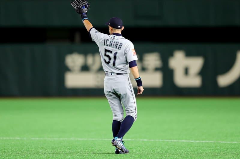 Ichiro Suzuki baseball mlb seattle mariners oakland as japan japanese retire retires retirement new york yankees
