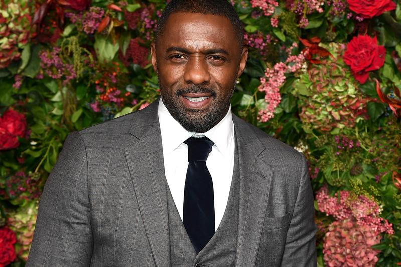 Idris Elba Will Smith Suicide Squad Deadshot Dc Comics Warner Bros Pictures