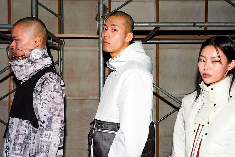 IISE Fall/Winter 2019 Seoul Fashion Week Backstage kevin terrence kim south korea menswear womenswear