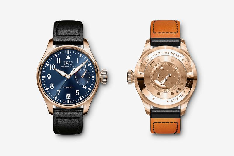 IWC and Sothebys Auction Watch for Charity Schaffhausen luxury watches timepieces