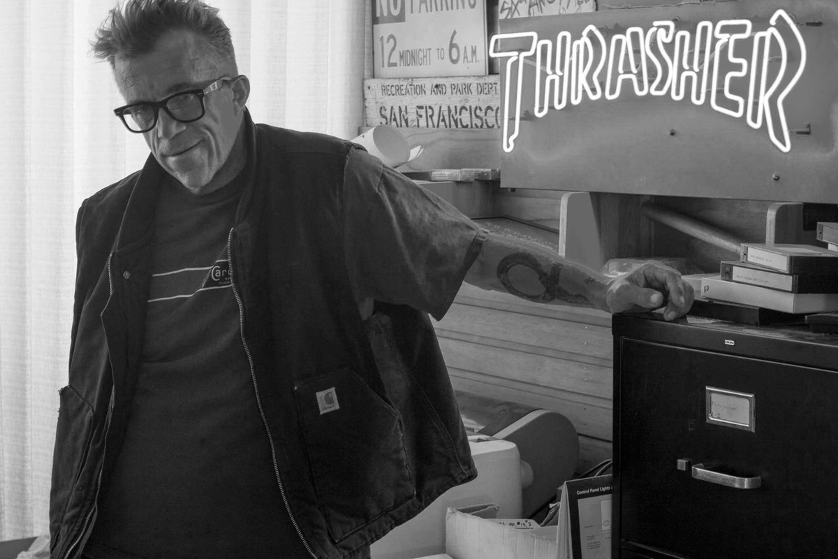 Thrasher Editor-In-Chief Jake Phelps Has Passed Away