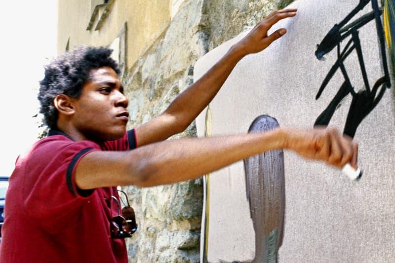 jean michel basquiat exhibition the brant foundation new york city paintings artworks street art graffiti