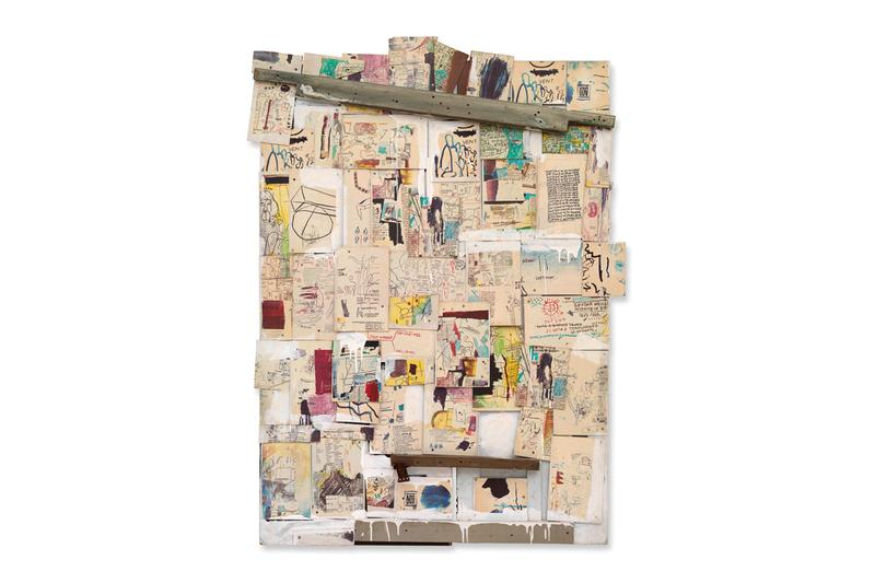 jean michel basquiat xerox exhibition nahmad contemporary paintings artworks