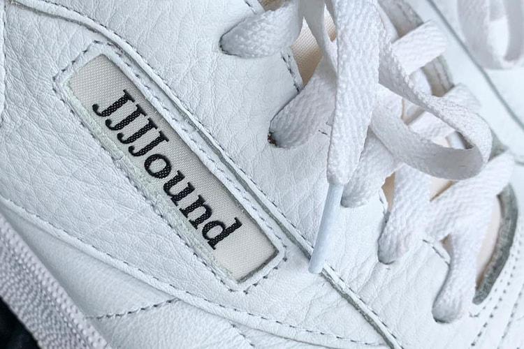 5662e27eae4 JJJJound Teases SS19 Reebok Classics Sneaker Collaboration