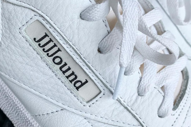 3128cc37a90e3c UPDATE  JJJJound has confirmed that its collaborative Reebok Club C will  launch on May 16 at 12 PM EST. Take a closer look at the elevated  minimalist ...