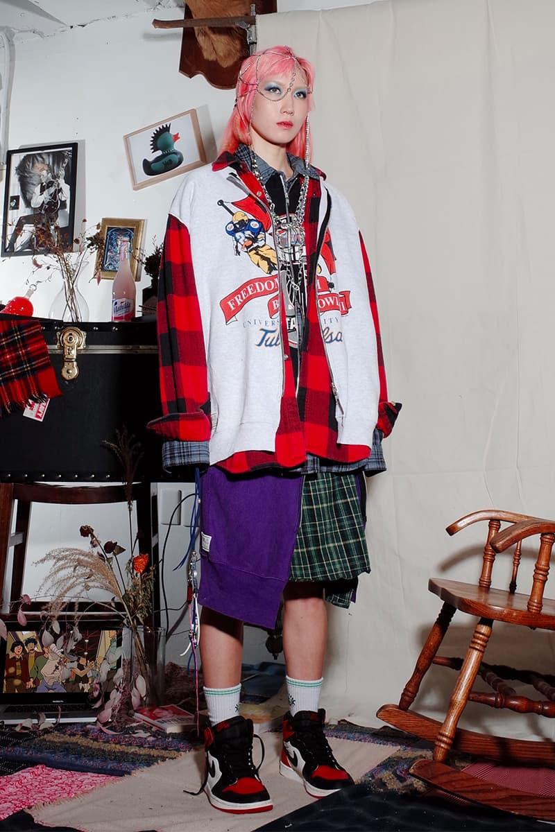 JOEGUSH Ambidexter Fall Winter 2019 Collection Lookbook