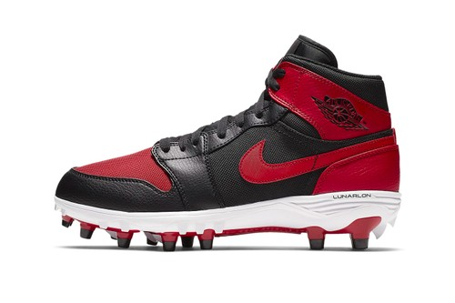 Jordan Brand Reworks the Air Jordan 1 Into Football Cleats