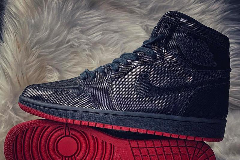 New Jordan 1 Ballistic Mesh Design Release info shoes sneakers brand