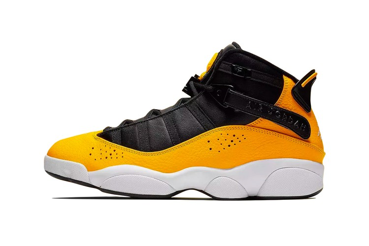 new concept f6bee 5564e The Air Jordan 6 Rings Receives a High-Visibility