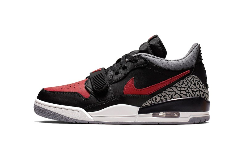 "38d711e6974f69 Jordan Legacy 312 Low ""Bred Cement"" Expected to Arrive This Month"