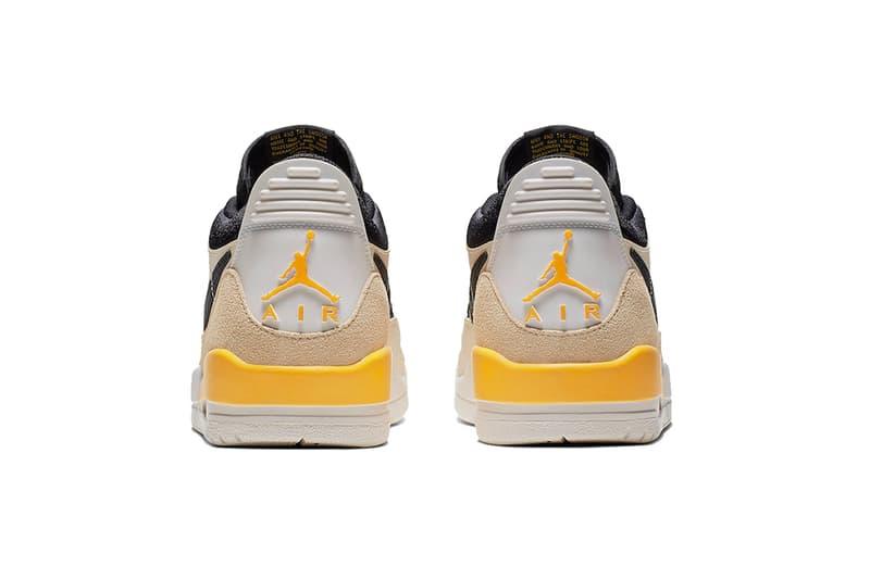 jordan legacy 312 low pure vanilla 2019 march footwear jordan brand don c
