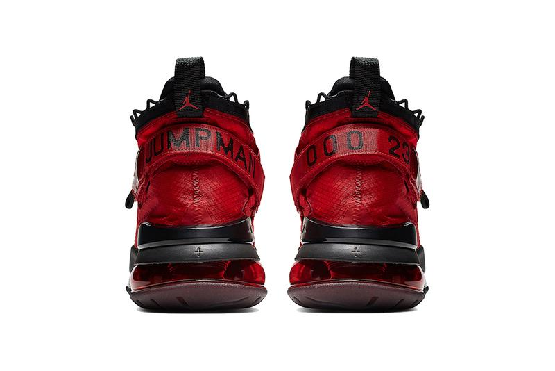 jordan proto max 720 gym red black 2019 march footwear jordan brand