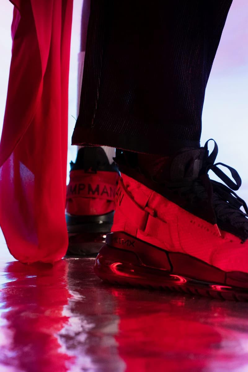 Jordan Brand Air Proto Max 720 Pigalle Series Players Stephane Ashpool Photoshoot Editorial Lookbook Sneaker Drop Release Basketball