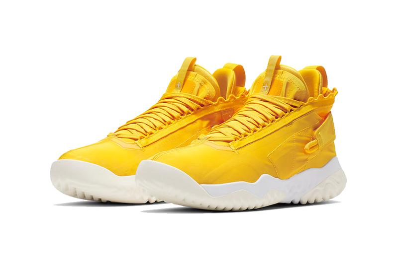 jordan proto react yellow white 2019 footwear jordan brand