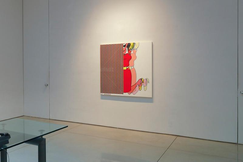 julia wachtel helpp mary boone gallery exhibition paintings artworks