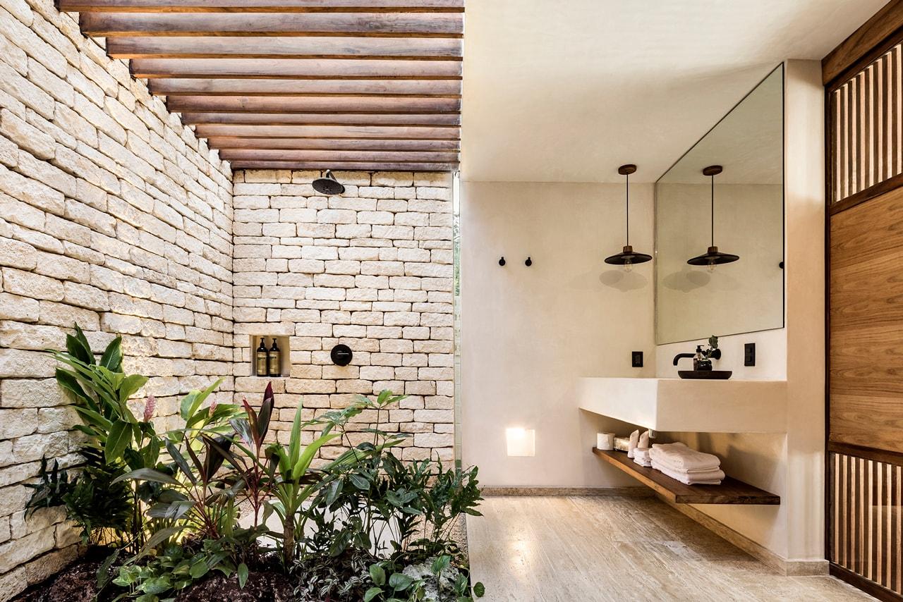 jungle keva hotel jaquestudio tulum mexico tree trees preserve preservation nature village natural
