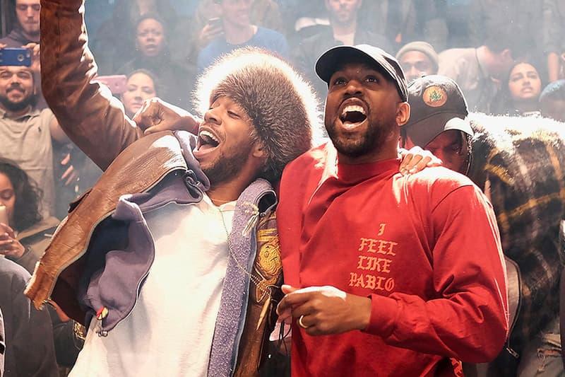 Kanye West Kid Cudi Ty Dolla Sign Kids See Ghosts Freeee Ghost Town, Pt. 2 Lawsuit