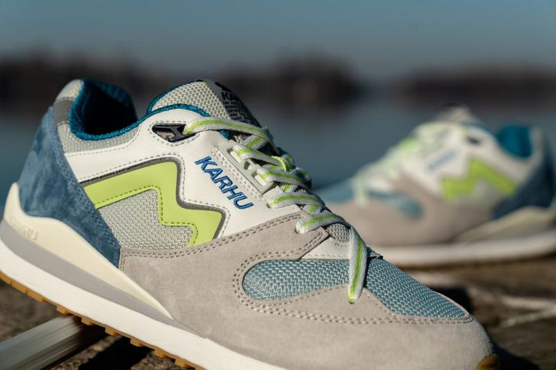 """Karhu's """"Catch of the Day II"""" Pack lookbooks sneakers kanye west Finland Aria, Synchron Classic and Fusion 2.0"""