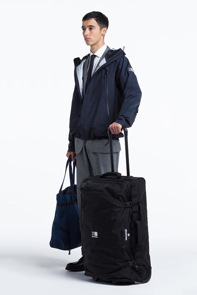 Karrimor Japan Spring/Summer 2019 Lookbook collection ss19 lifestyle outdoor