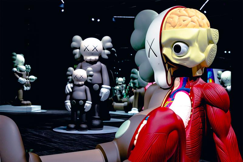 KAWS: ALONG THE WAY HOCA Exhibition Inside Look Hong Kong Contemporary Art Foundation