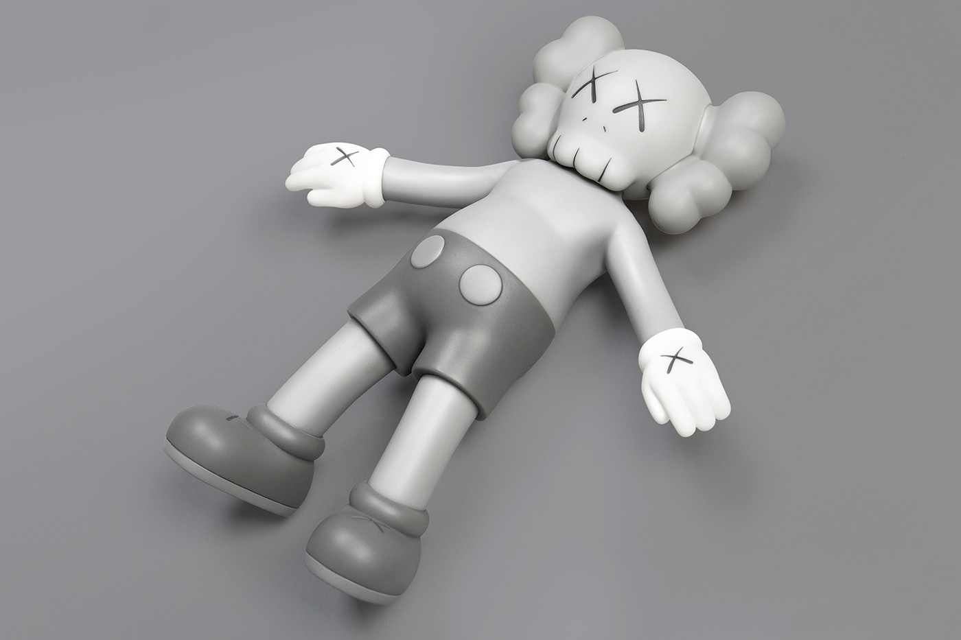 Kaws Holiday Hong Kong Installation