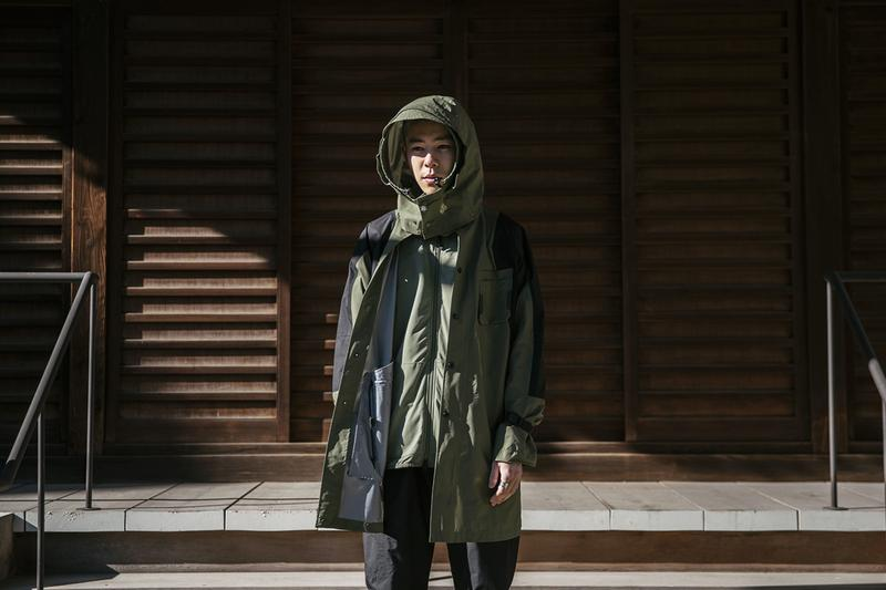 The North Face Urban Exploration Kazuki Collection fashion Kazuki Kuraishi tnf
