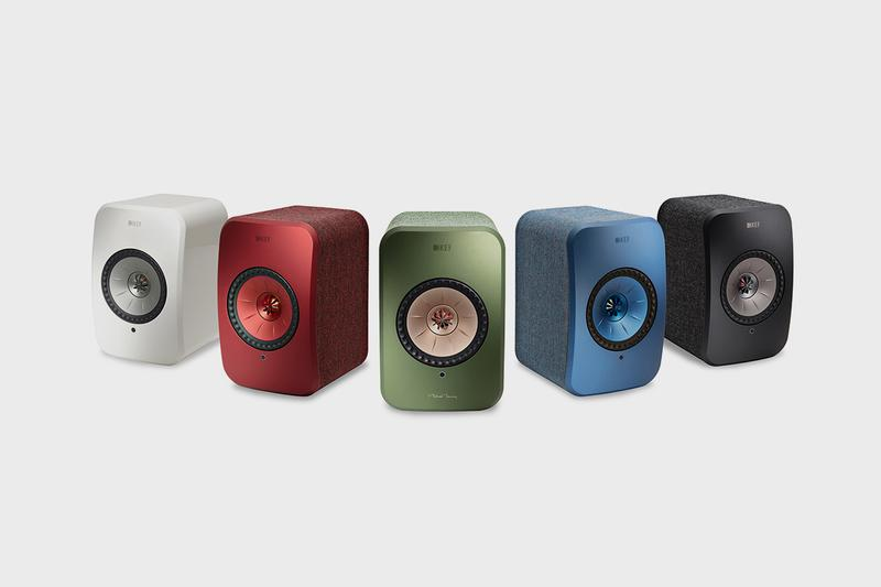KEF LSX Speaker Designed by Michael Young music speakers home audio