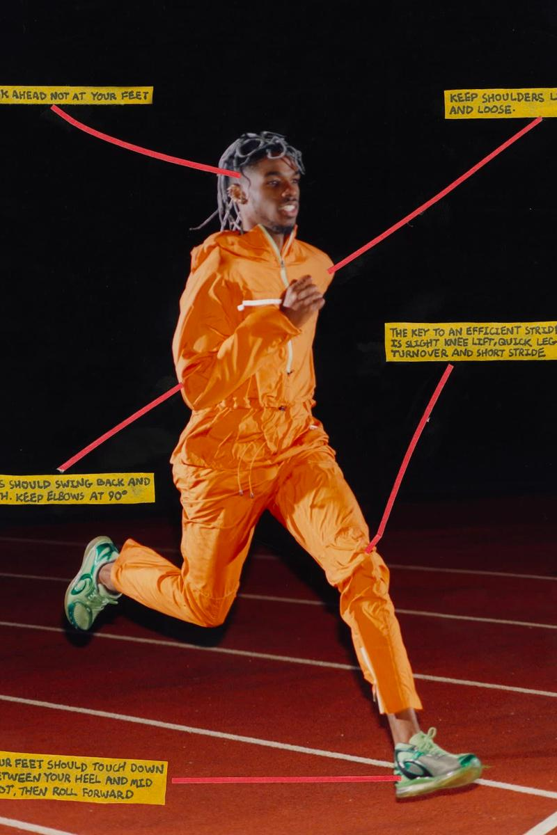 Kiko Kostadinov Asics GEL-Sokat Infinity Unveil Runner Unveil
