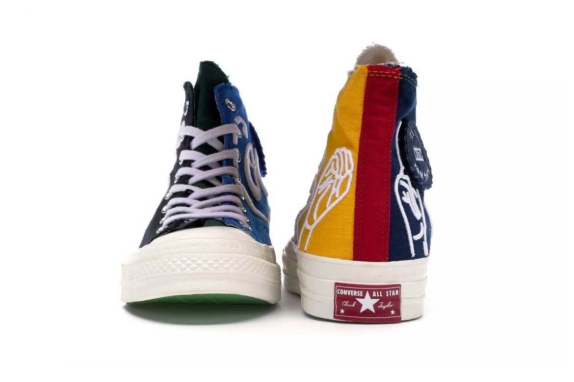 842abe7b KITH x Coca-Cola Converse Friends & Family Colorways | HYPEBEAST