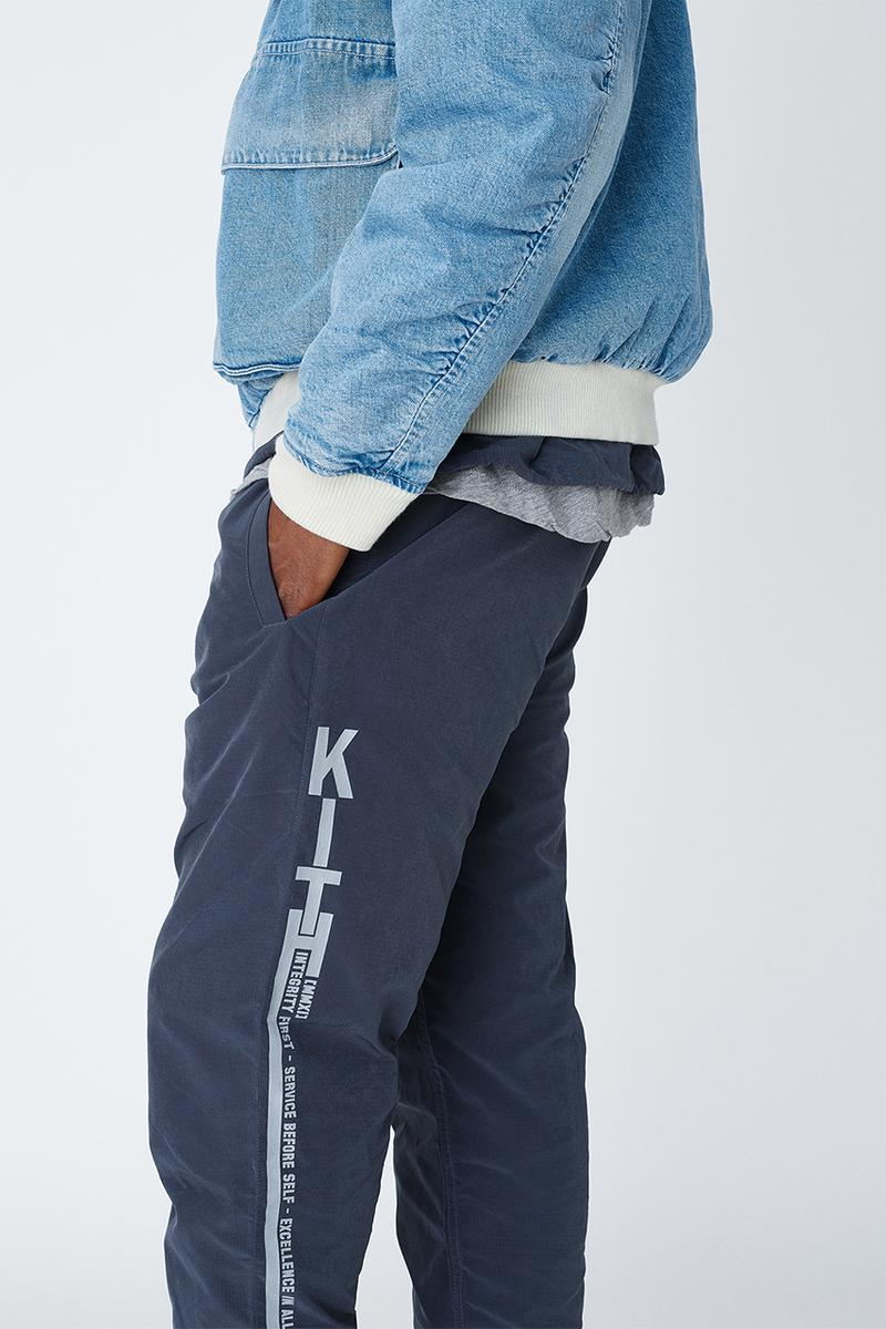 kith spring 2019 capsule lookbook fashion ronnie fieg march