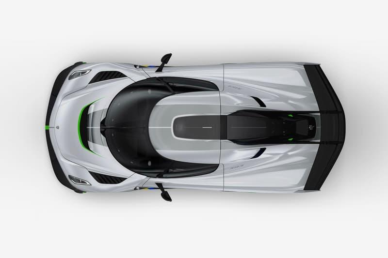 Koenigsegg Jesko Geneva Motor Show Unveiling
