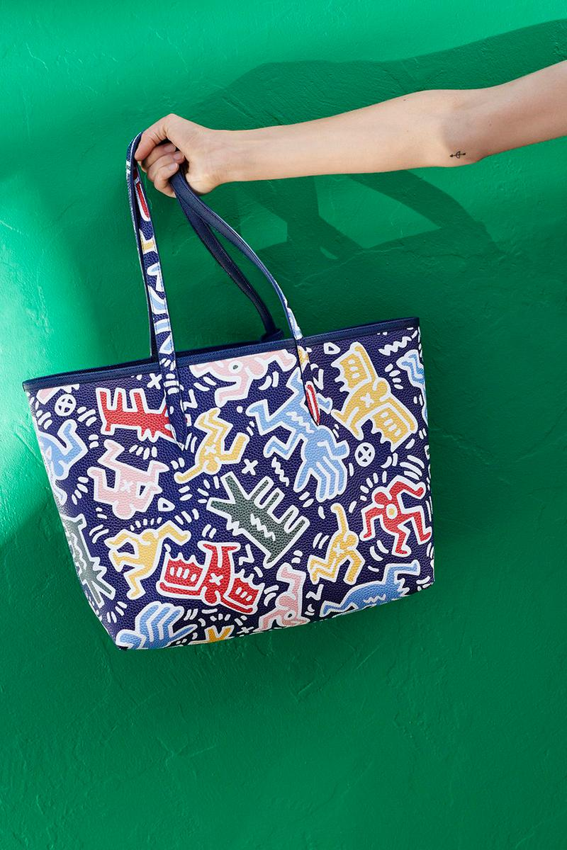 Keith Haring x Lacoste Collaboration Details Apparel Accessories Polo Shirts T-Shirts Sweatshirts Dresses Swimsuits Bomber Jackets Sneaker Reversible Tote Bag March 27 2019 Release Date