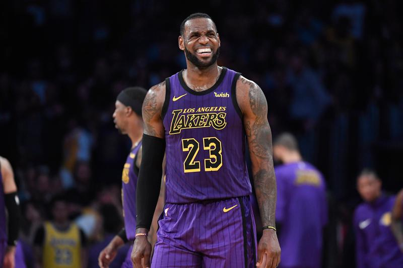 sale retailer 5e422 490fe LeBron James Misses the NBA Finals | HYPEBEAST