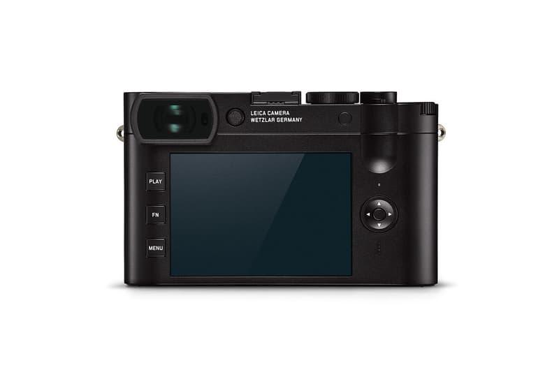 Leica Q2 New Camera German Precision Manufactured Black Red Lens Focal Points 28mm 35mm 50mm 75mm Information For Sale SLR DSLR Vintage Cameras